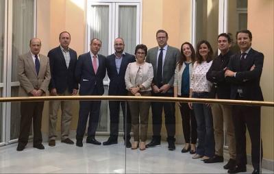 Jurado Premio Joven Empresario de Valencia 2017