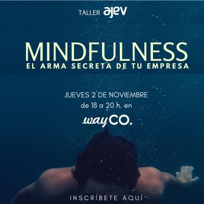 Taller AJEV Mindfulness