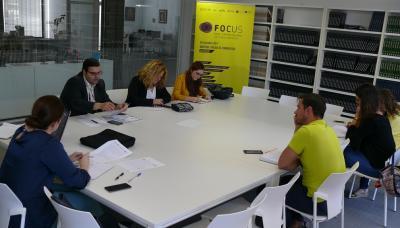Reunión preparatoria de la jornada 'El ABC de la innovación'