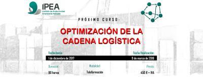 Optimización Cadena Logística
