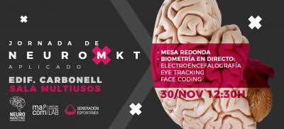 Jornada de neuromarketing aplicado