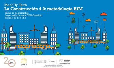 La Construcción 4.0: metodología BIM