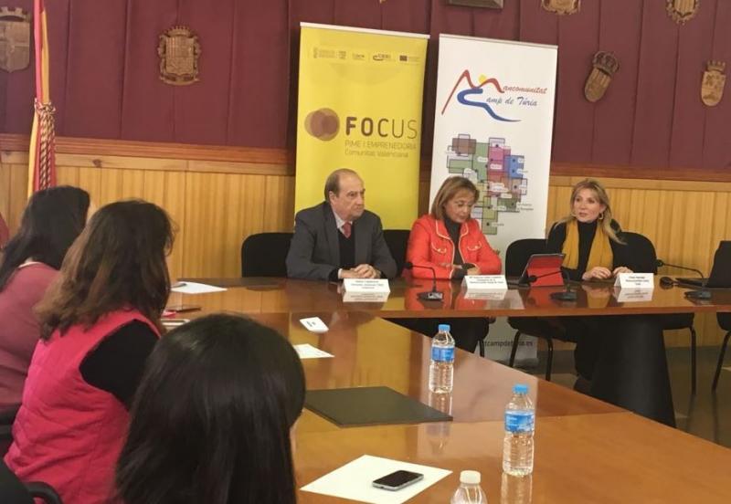 CEEI Valencia se reúne con los ADLs de Campa de Turia y los Serranos