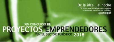 Concurso de Proyectos Emprendedores en el sector Turístico