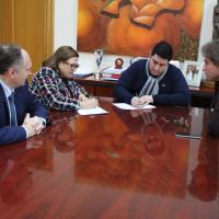 Ayuntamiento Nules y Cámara Comercio firman acuerdo colaboración