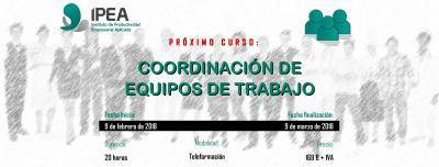 Curso: Coordinación de Equipos de trabajo. 2018