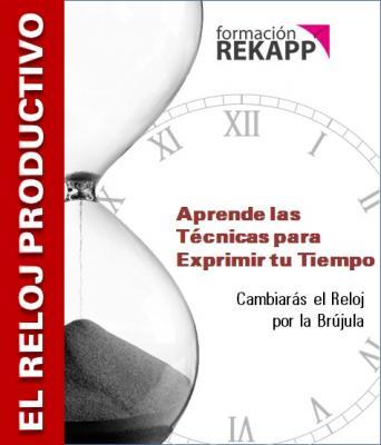 Imagen Jornada El Reloj Productivo