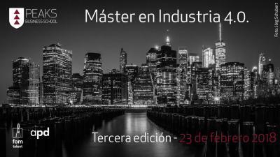 Master en Industria 4.0.