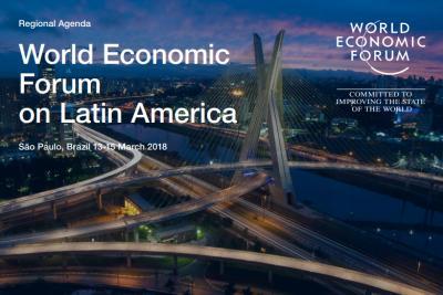 Foro Económico Mundial sobre Ámerica Latina