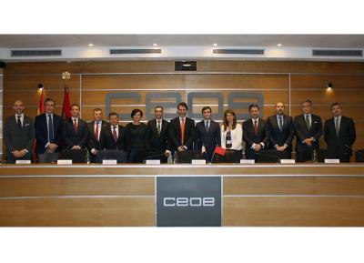 Presentación en CEOE