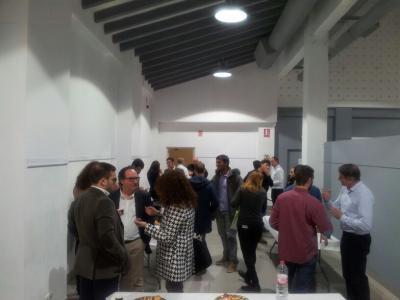 Networking empresarial en Àgora