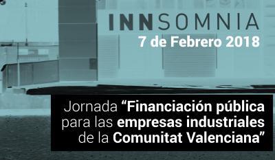 Jornada Financiación Pública Pymes Industriales