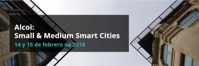 Congreso Small & Medium Cities Alcoy