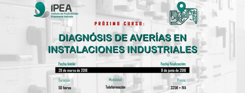 Diagnosis de Averías en instalaciones industriales