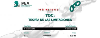 TOC: Teoría de las limitaciones.