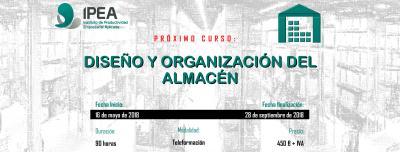 Diseño y organización del almacén.
