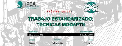 Trabajo estandarizado: Técnicas MODAPTS