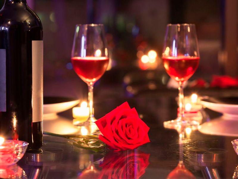 Ideas para la Cena de San Valentin en un restaurante en