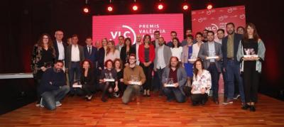 Foto Premiados Valencia Emprende