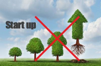 Startup que no crece