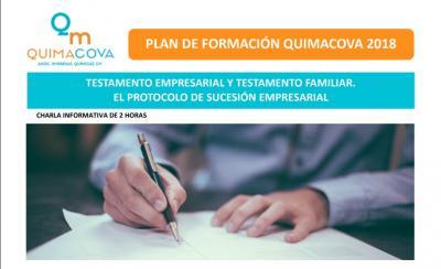 Testamento Empresarial y Familiar - QUIMACOVA