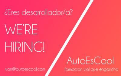 autoescool we're hiring
