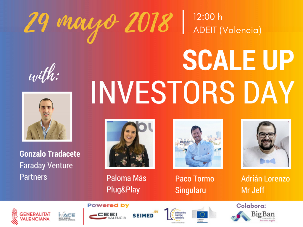 SCALE UP - Investors Day[;;;][;;;]