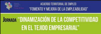 JORNADA DE DINAMIZACIÓN DEL TEJIDO EMPRESARIAL