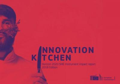 Presenting Europe's Innovation Kitchen 2018