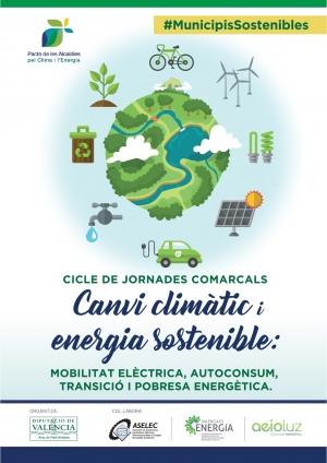 Jornada cambio climático y energía sostenible