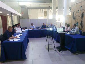 Reunión Pacto Territorial por el empleo