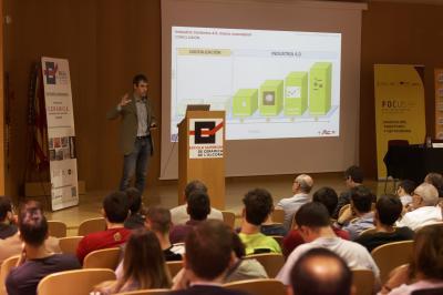 """#FocusPyme """"Cómo convertir tu empresa en una Industria 4.0"""""""