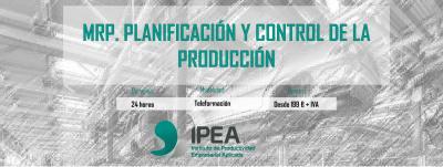 Curso: MRP: Planificación y control de la producción