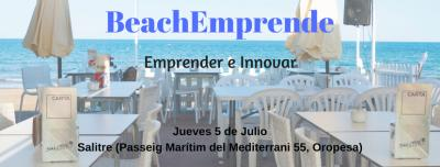 Beachemprende cartel