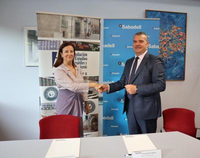 Firma Banco Sabadell