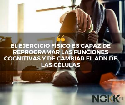 NOKK FIT , tu healtly lifestyle club en Calpe.