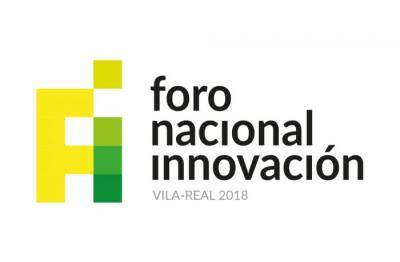 Logo Foro Nacional Innovación 2018