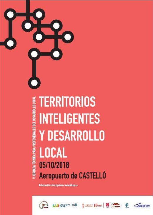 """Jornada Técnica:""""Territorios inteligentes y desarrollo local"""""""