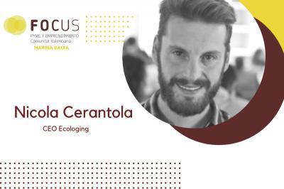 Nicola Cerantola liderará el plenario de Focus Pyme y Emprendimiento Marina Baixa