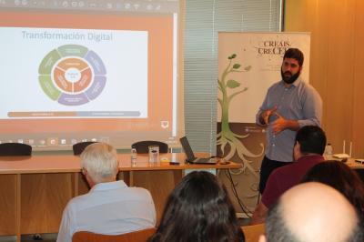 Chaume Sánchez presenta en SOMA Tech Hub las claves para crear comunidades