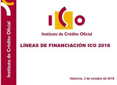 Instrumentos de Financiación ICO