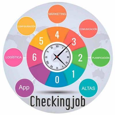 Checkingjob control horario y de presencia