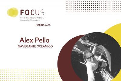 Focus Pyme Marina Alta contará con el testimonio de Alex Pella
