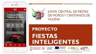 Proyecto Fiestas Inteligentes de la J. Central de Fiestas de Moros y Cristianos de Villena