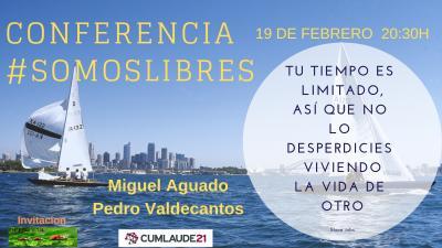 #somoslibres