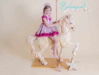 Moda infantil. Belcoquet