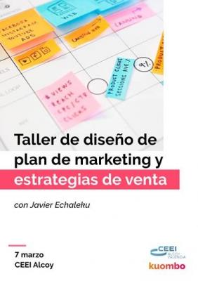 Curso Diseño de Plan de Marketing y Estrategias de Venta