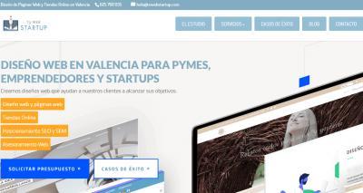 Diseño Web en Valencia