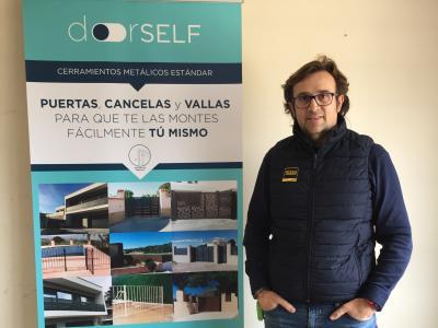 Pedro Mondéjar Managing Director de Metálicas Criado