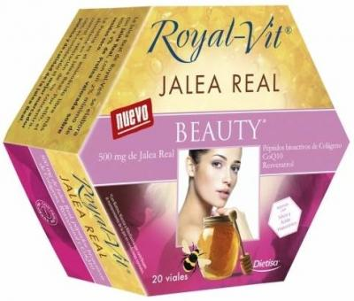 Jalea real Beauty Dietisa 20 viales
